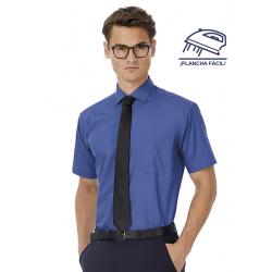 Camisa Easy Care Hombre Manga Corta Modelo TNICo. Heritage