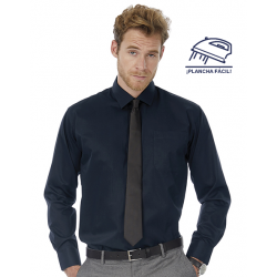 Camisa Easy Care Hombre Manga Larga Modelo TNICo. Sharp