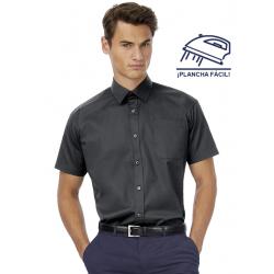 Camisa Easy Care Hombre Manga Corta Modelo TNICo. Sharp