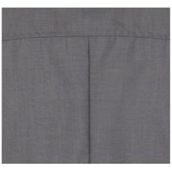 Blusa Sin Plancha Manga Corta 100% Algodón Cuello Kent Corte Ajustado ¡No se arruga! SEIDENSTICKER