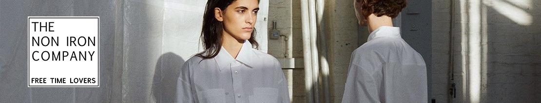 Camisas Sin Plancha en algodón no necesitan planchado
